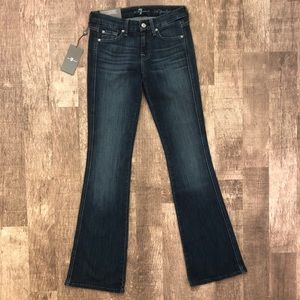 NWT Seven For All Mankind A Pocket Jeans